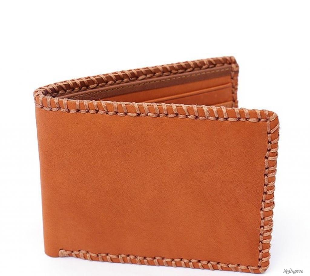Khai Trương Shop Bóp Ví, Thắt Lưng Da Leather Wolrd Big Sale 30% - 28