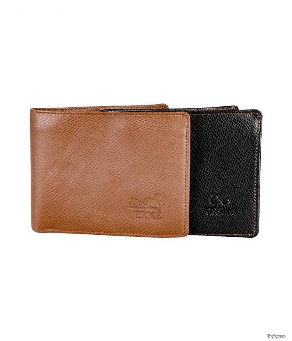 Khai Trương Shop Bóp Ví, Thắt Lưng Da Leather Wolrd Big Sale 30% - 1
