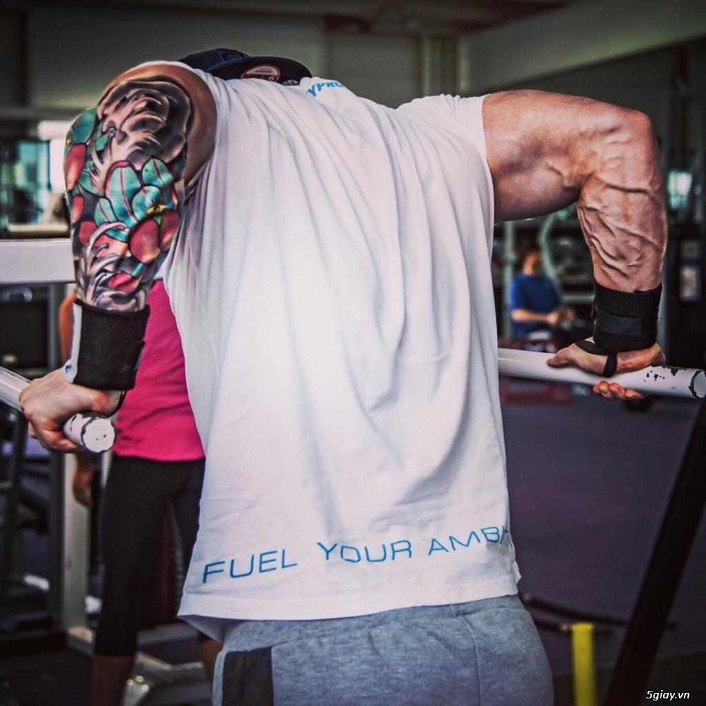 Bán quần áo Myprotein, chuyên về tập gym, chơi thể thao, đi chơi đều được... - 4