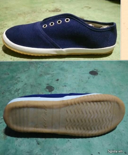 Giày vải đinh THASHOCO - 1