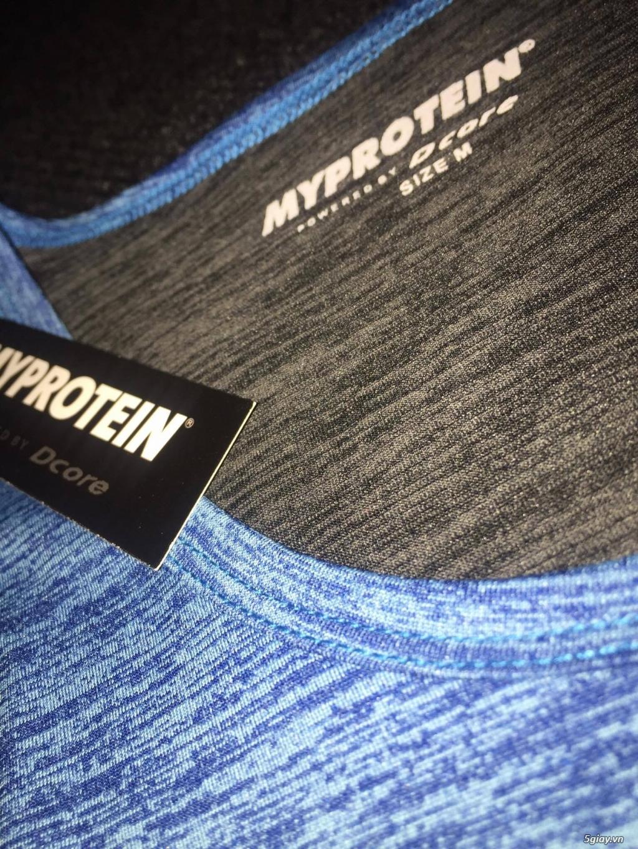 Bán quần áo Myprotein, chuyên về tập gym, chơi thể thao, đi chơi đều được... - 8