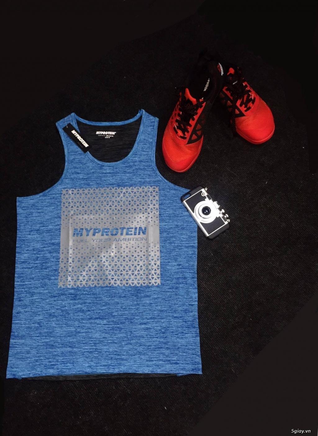 Bán quần áo Myprotein, chuyên về tập gym, chơi thể thao, đi chơi đều được... - 7