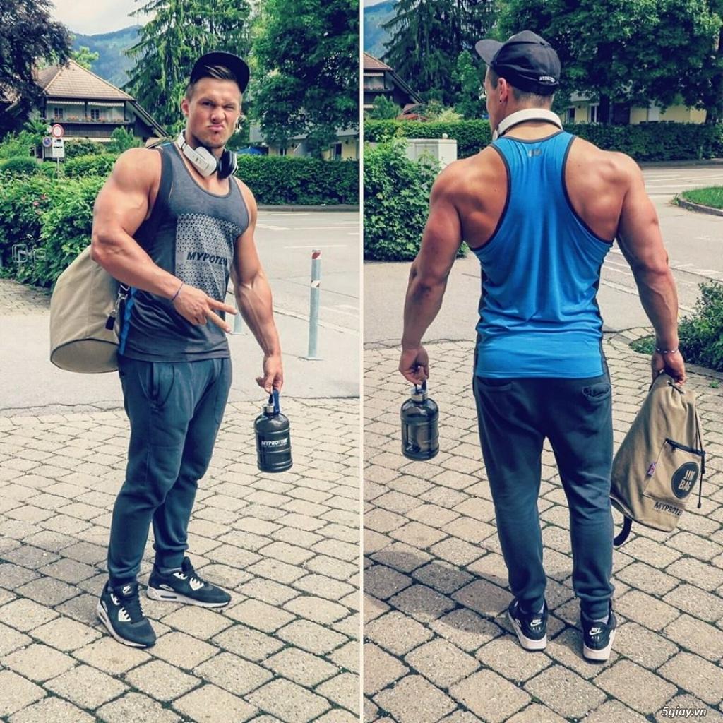 Bán quần áo Myprotein, chuyên về tập gym, chơi thể thao, đi chơi đều được... - 9