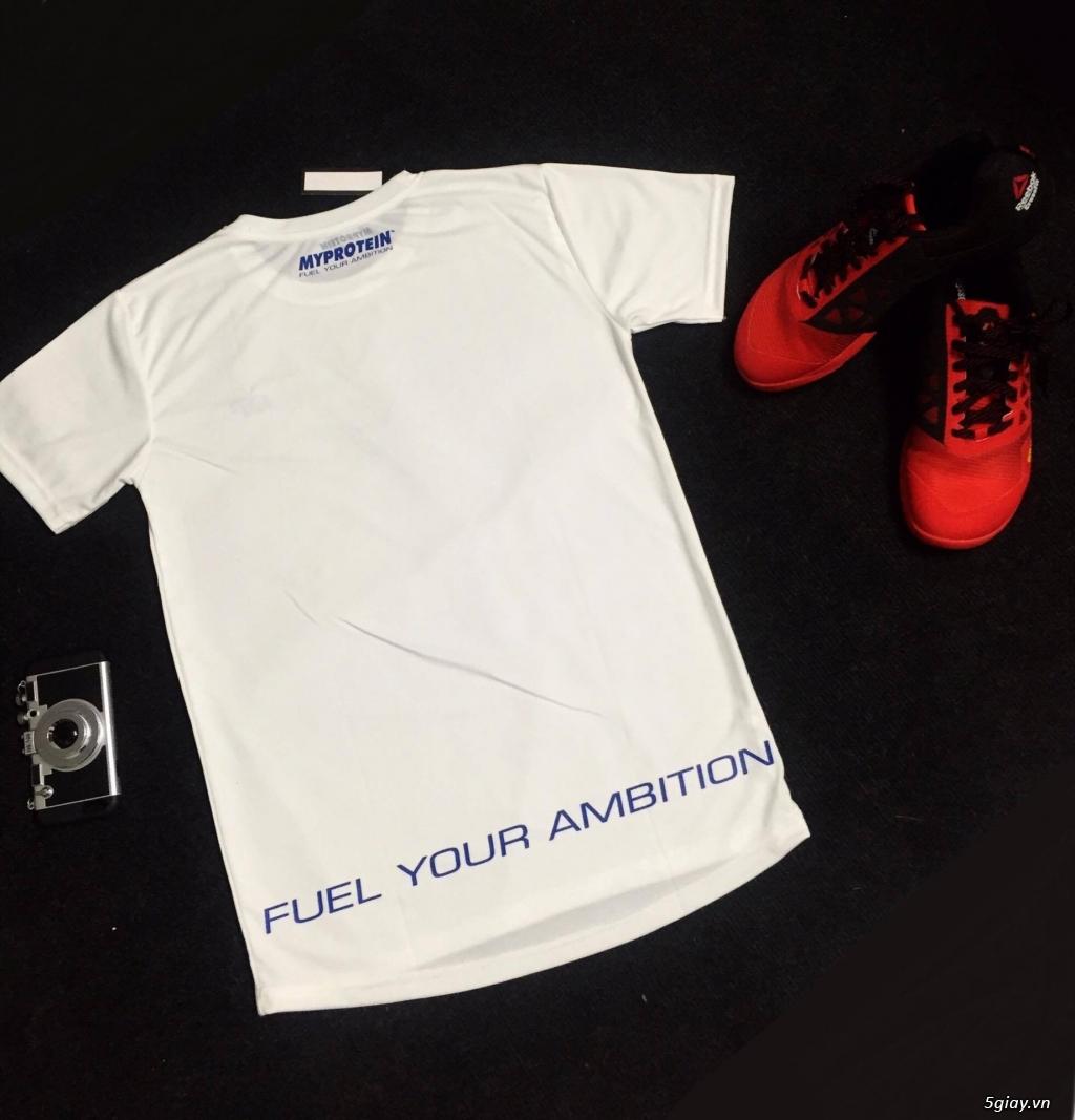 Bán quần áo Myprotein, chuyên về tập gym, chơi thể thao, đi chơi đều được... - 2