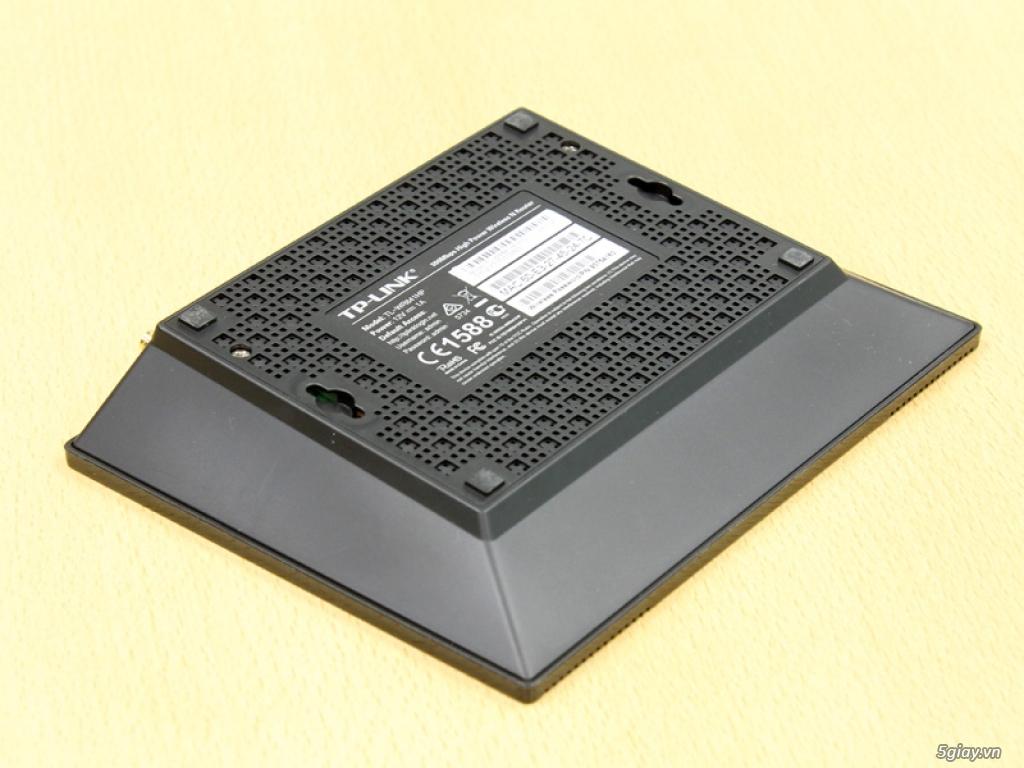 Đập hộp TP-LINK WR841HP 9dBi: Wi-Fi xuyên tường công suất cao - 134563