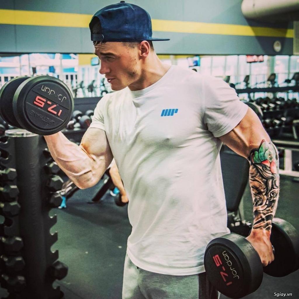 Bán quần áo Myprotein, chuyên về tập gym, chơi thể thao, đi chơi đều được... - 3