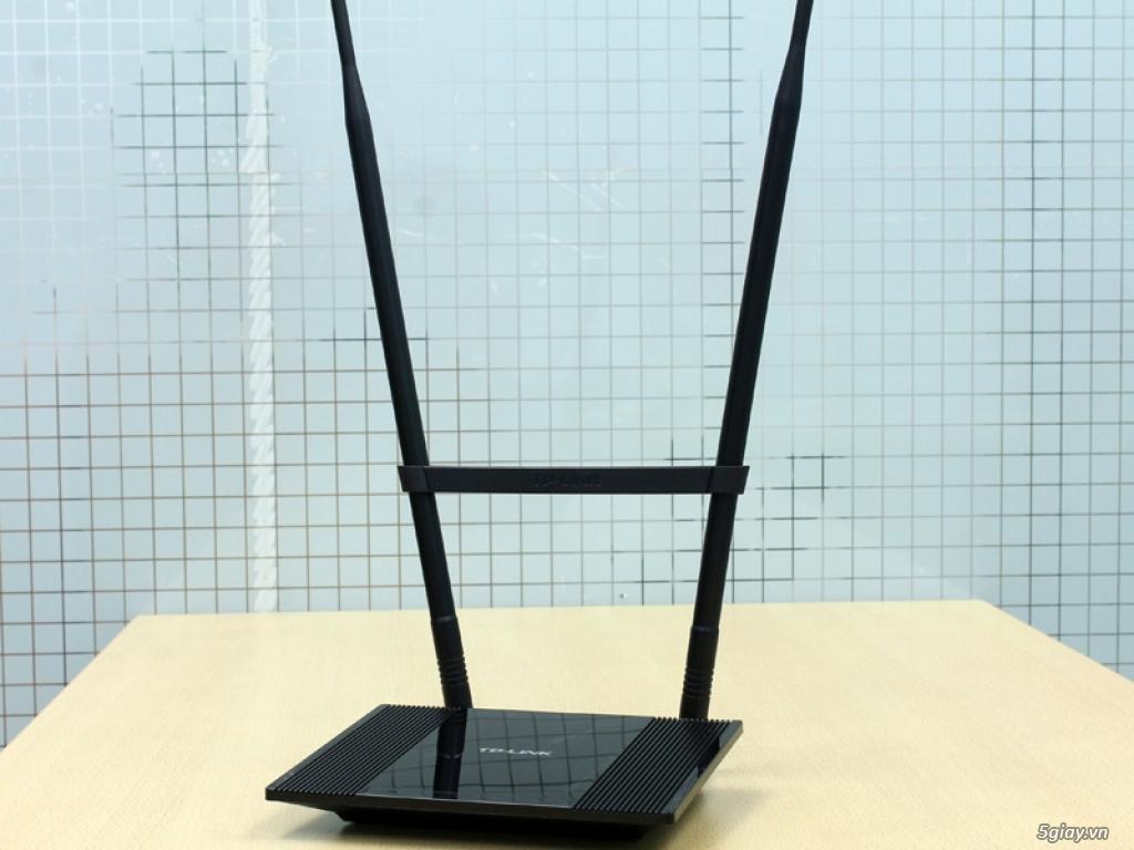 Đập hộp TP-LINK WR841HP 9dBi: Wi-Fi xuyên tường công suất cao - 134558