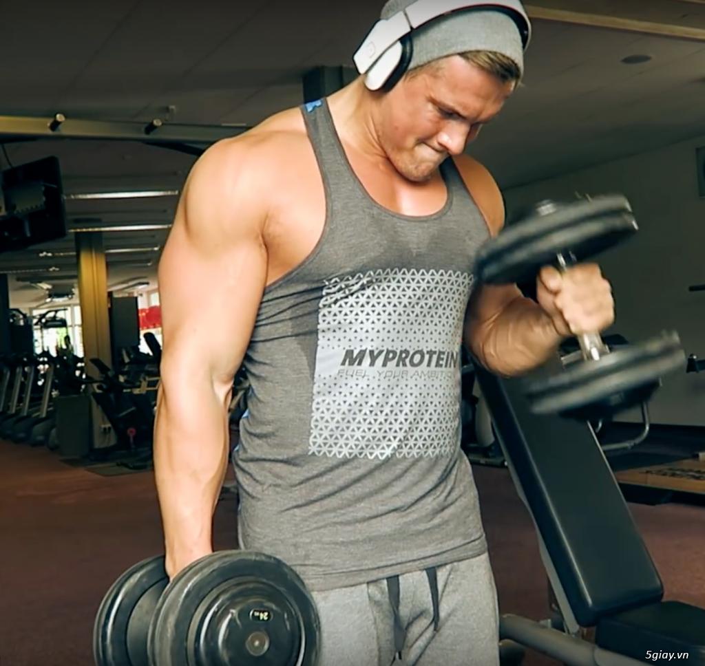 Bán quần áo Myprotein, chuyên về tập gym, chơi thể thao, đi chơi đều được... - 10