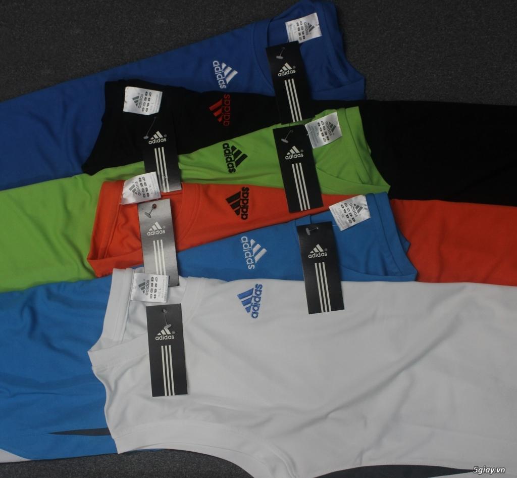 Chuyên cung cấp quần áo thể thao Adidas,Nike,Under Armour,Puma...trên Toàn Quốc giá xưởng - 4