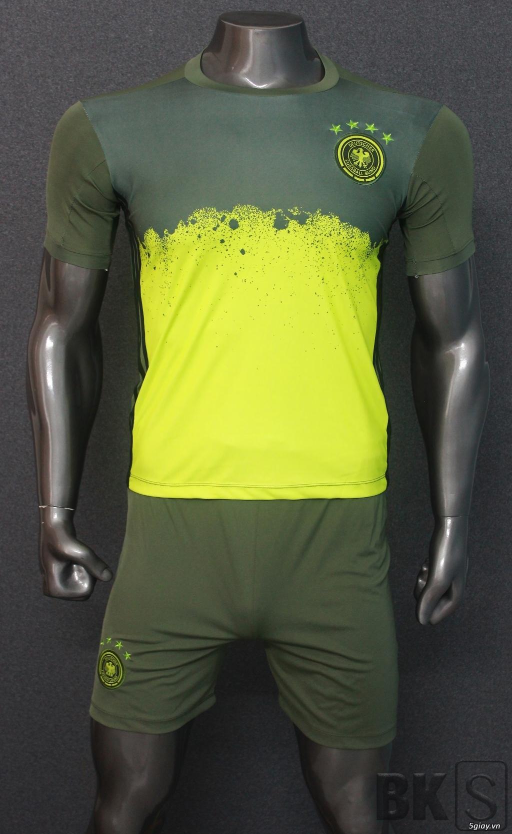 Áo bóng đá HP-địa chỉ gốc sản xuất trang phục thể thao số 1 Việt Nam - 25