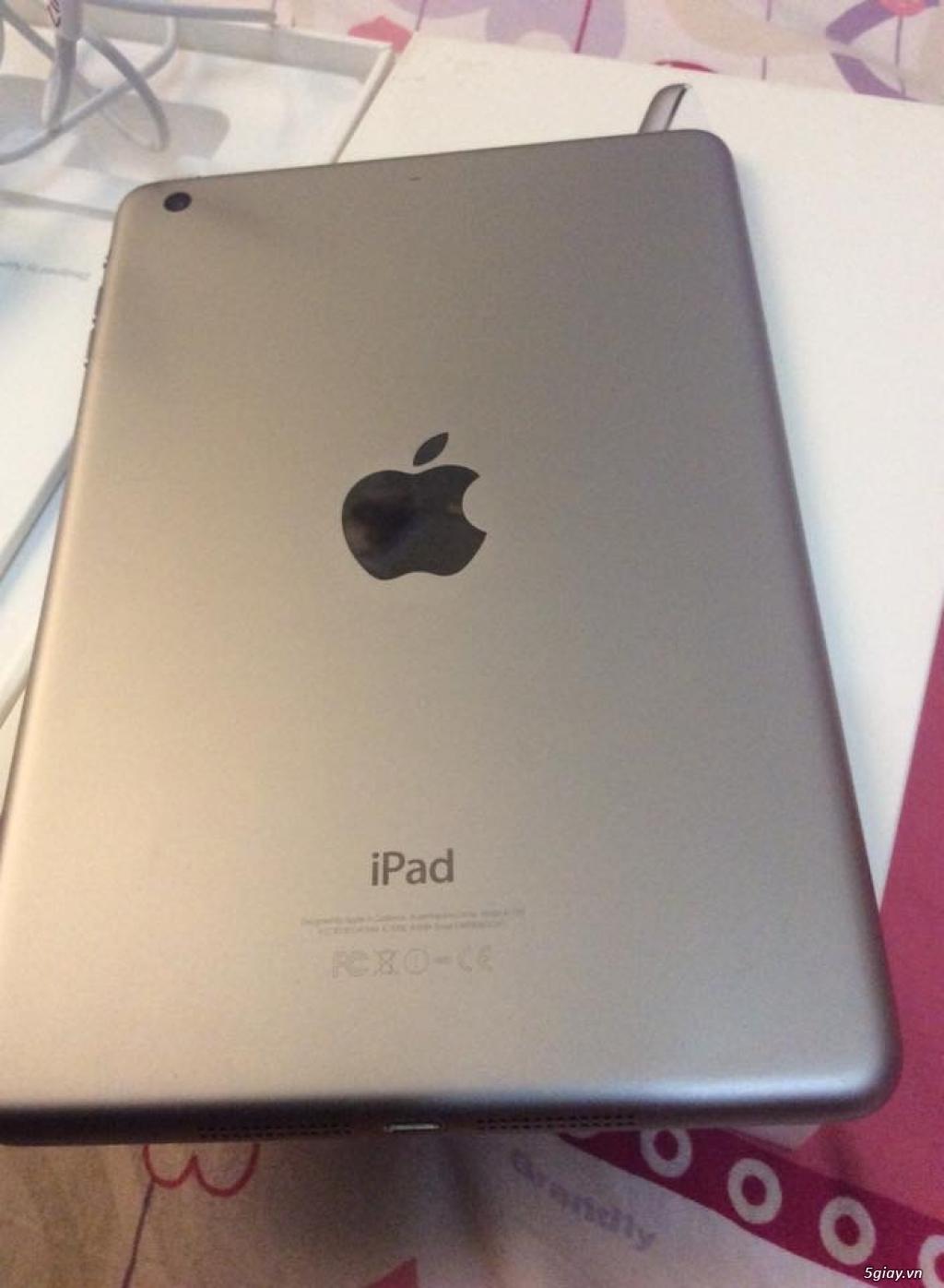 IPad mini 3 16g wifi , grey , fullbox - 1
