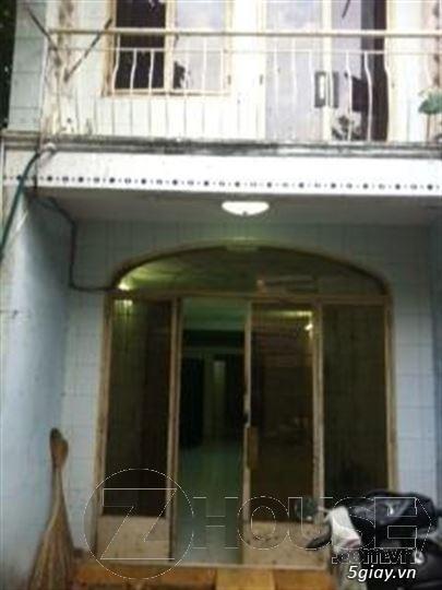 Cho thuê nhà nguyên căn quận Bình Thạnh qua cầu bông hẻm 4m giá tốt