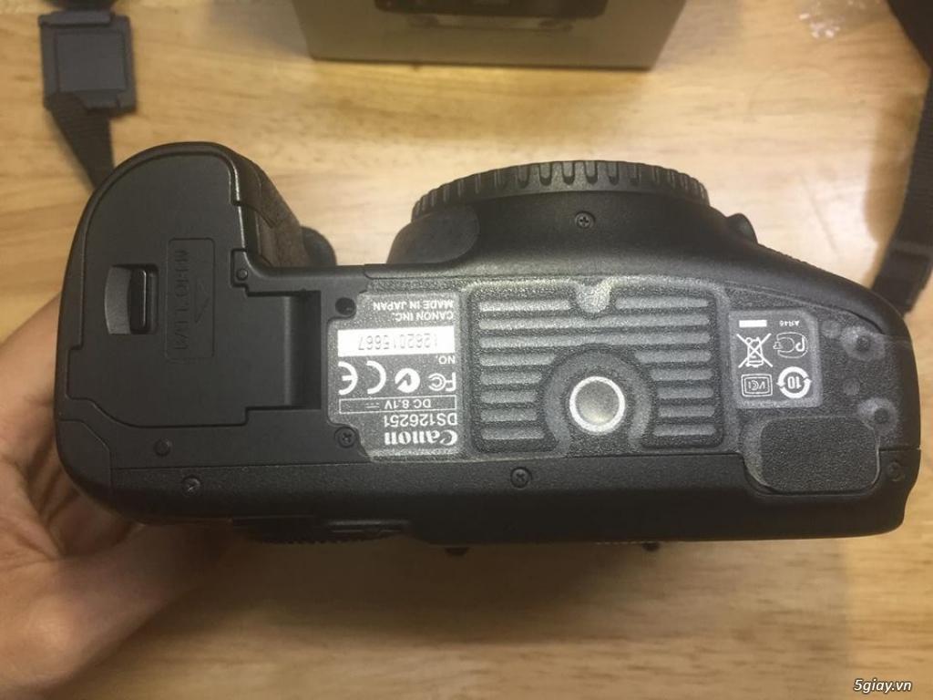 canon 7D 8k4 shot đẹp như mới.... không tin vào xem là biết hí hí! - 4