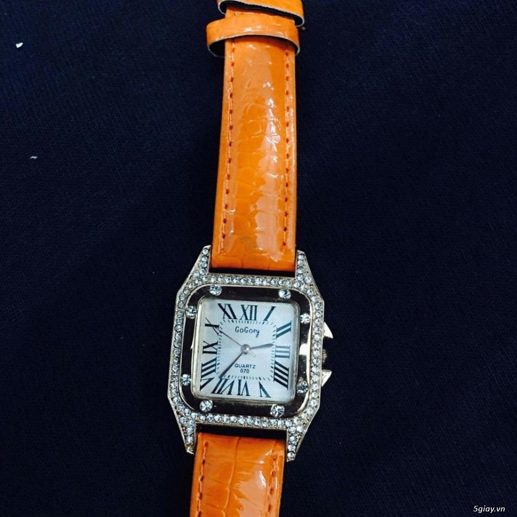 Zalo 0981662025. Đồng hồ  thời trang mới. giá sỉ 39k/cái. Có gần 200 kiểu . Web bansisaigon.com - 7