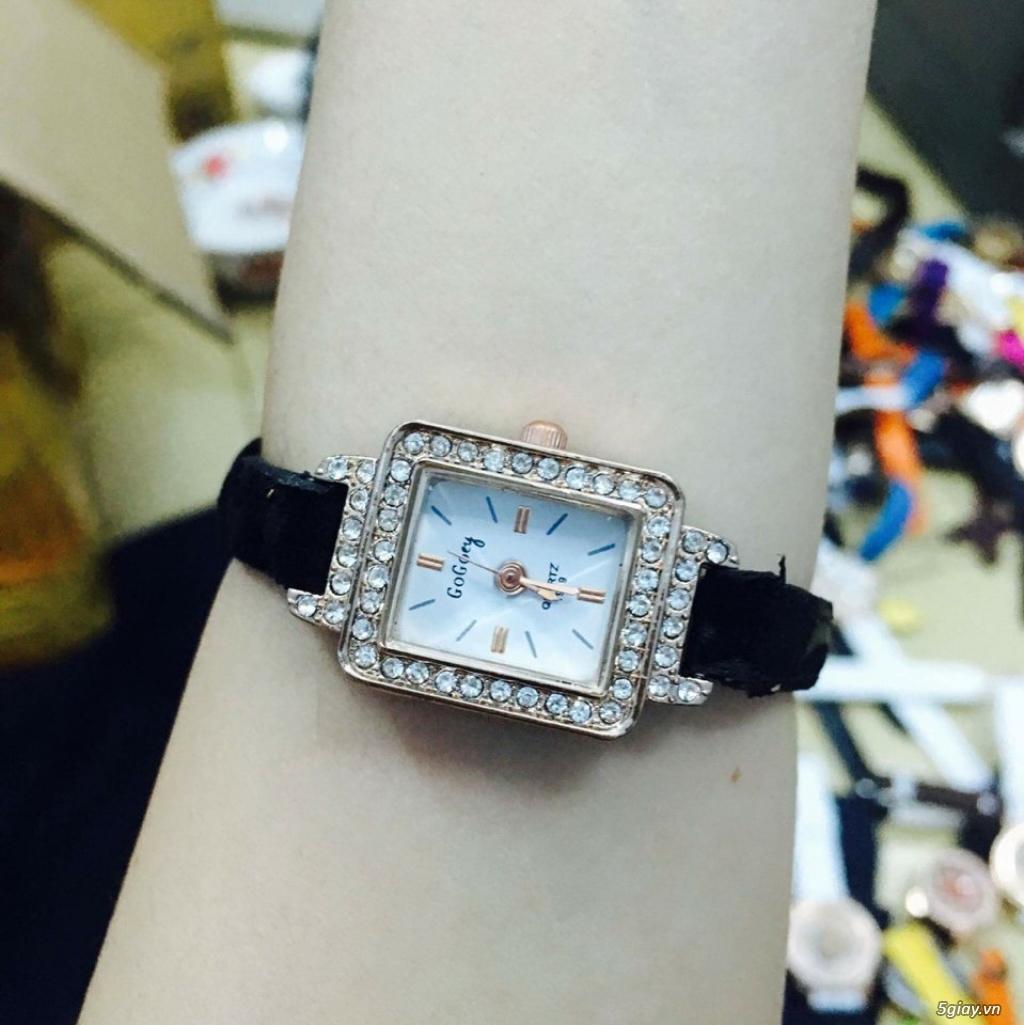 Zalo 0981662025. Đồng hồ  thời trang mới. giá sỉ 39k/cái. Có gần 200 kiểu . Web bansisaigon.com - 16