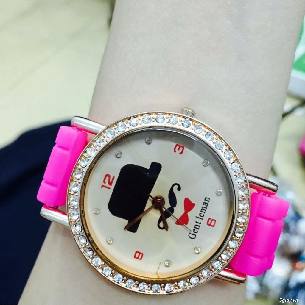 Zalo 0981662025. Đồng hồ  thời trang mới. giá sỉ 39k/cái. Có gần 200 kiểu . Web bansisaigon.com - 33