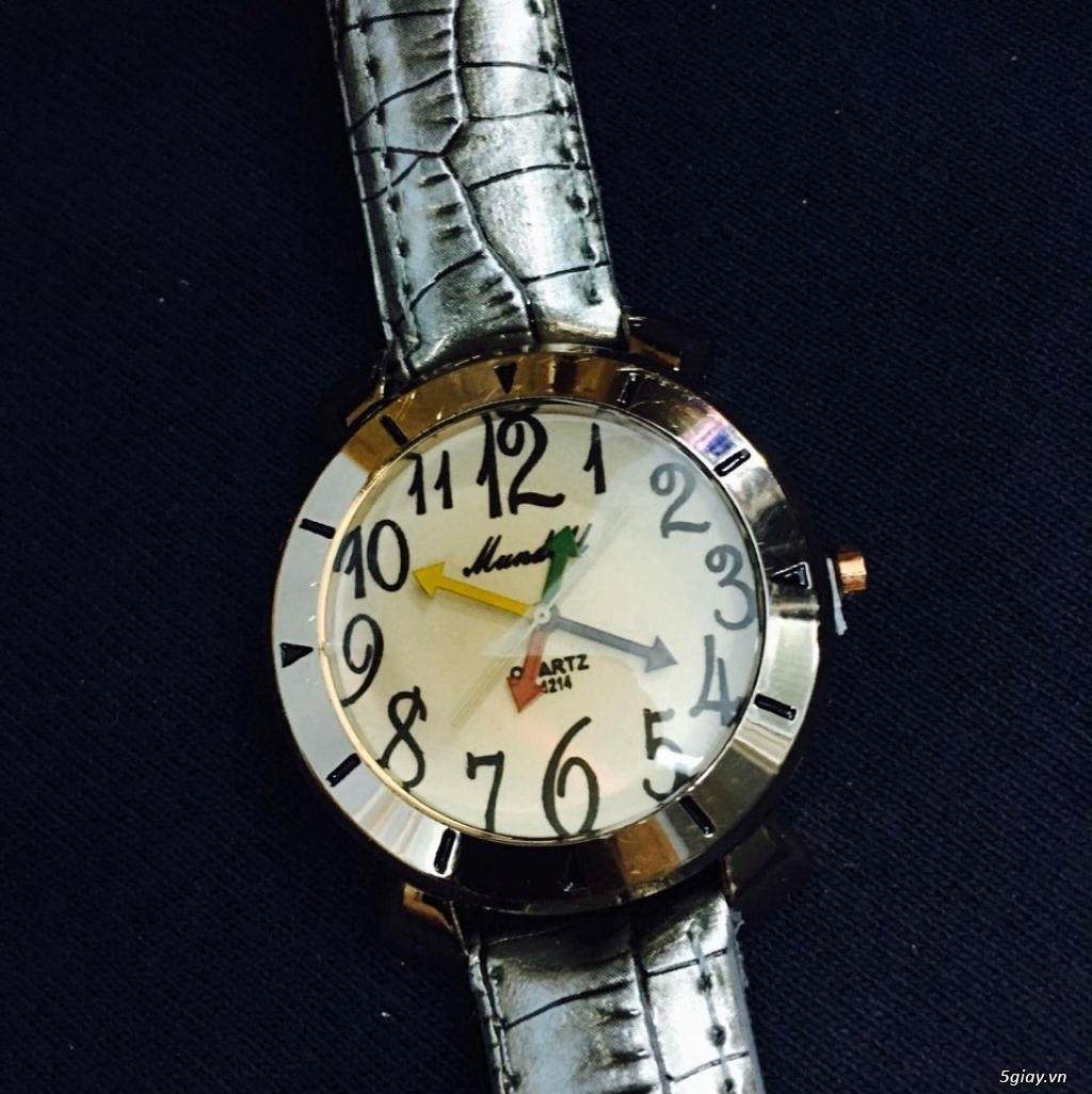 Zalo 0981662025. Đồng hồ  thời trang mới. giá sỉ 39k/cái. Có gần 200 kiểu . Web bansisaigon.com - 13