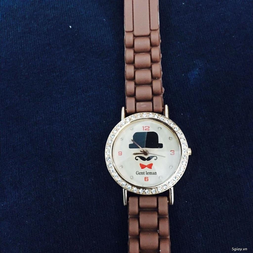 Zalo 0981662025. Đồng hồ  thời trang mới. giá sỉ 39k/cái. Có gần 200 kiểu . Web bansisaigon.com - 27