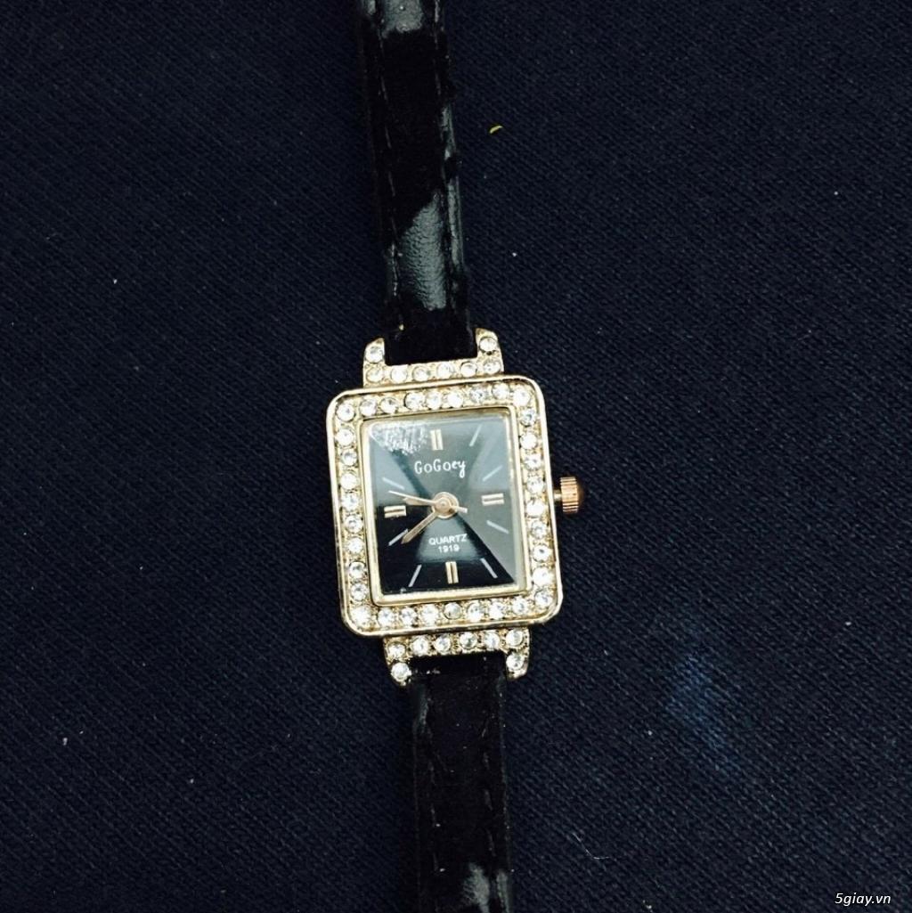 Zalo 0981662025. Đồng hồ  thời trang mới. giá sỉ 39k/cái. Có gần 200 kiểu . Web bansisaigon.com - 10