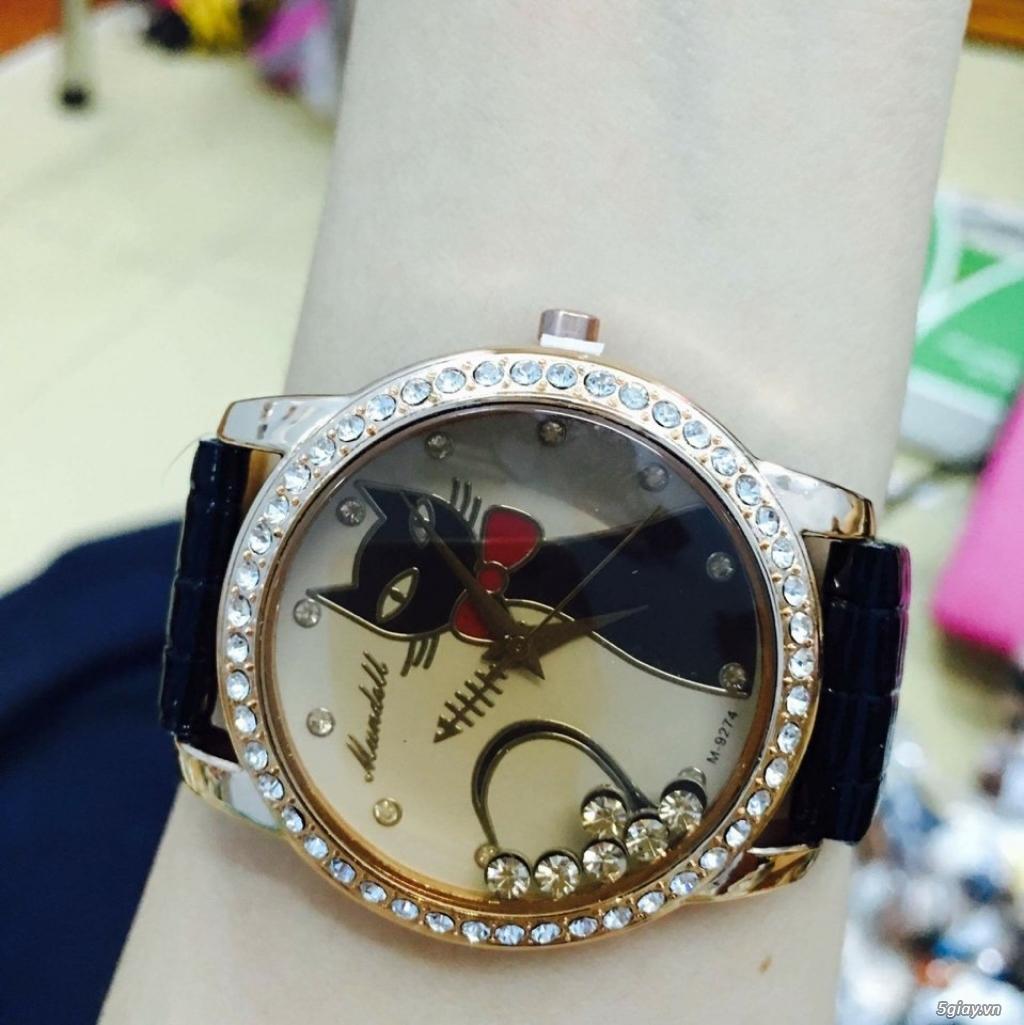 Zalo 0981662025. Đồng hồ  thời trang mới. giá sỉ 39k/cái. Có gần 200 kiểu . Web bansisaigon.com - 32