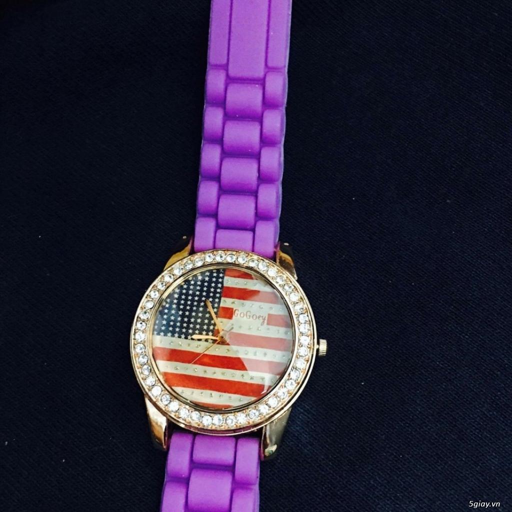 Zalo 0981662025. Đồng hồ  thời trang mới. giá sỉ 39k/cái. Có gần 200 kiểu . Web bansisaigon.com - 35