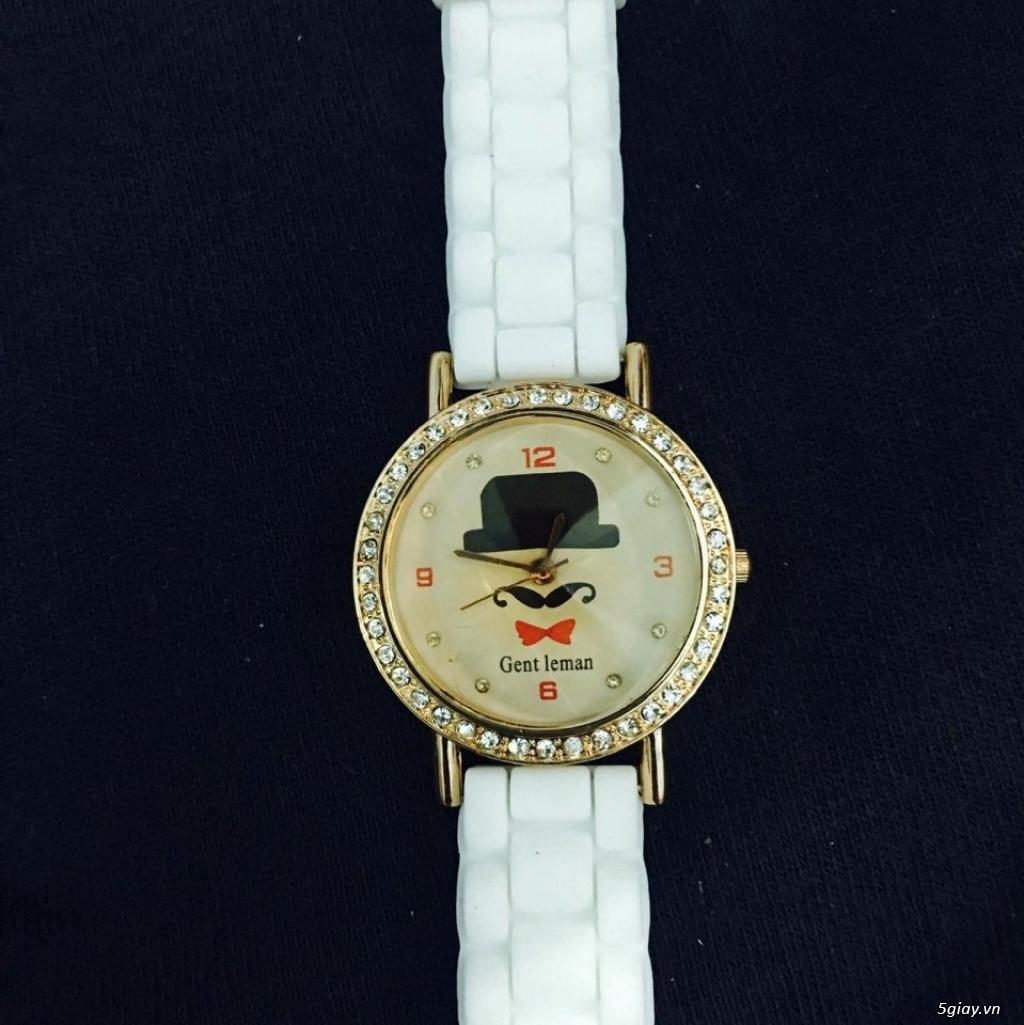 Zalo 0981662025. Đồng hồ  thời trang mới. giá sỉ 39k/cái. Có gần 200 kiểu . Web bansisaigon.com - 21