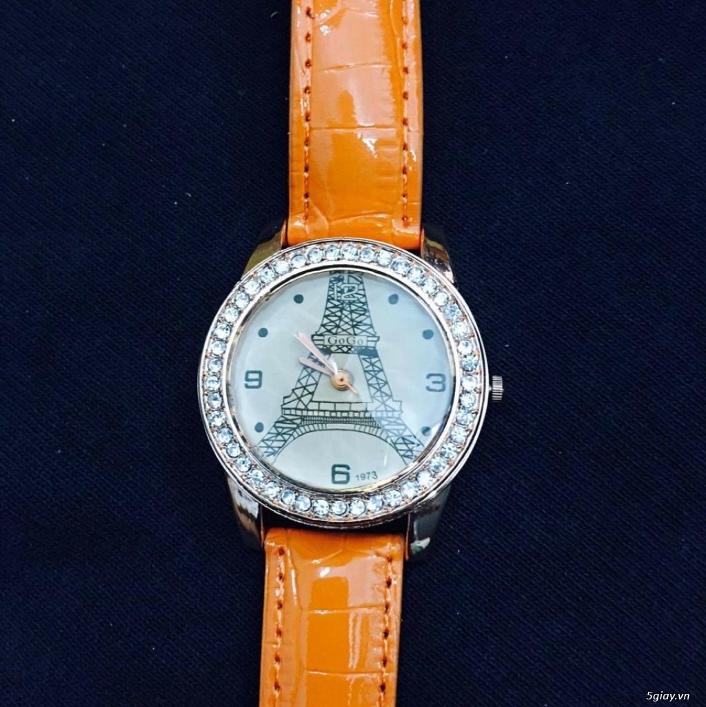 Zalo 0981662025. Đồng hồ  thời trang mới. giá sỉ 39k/cái. Có gần 200 kiểu . Web bansisaigon.com - 20