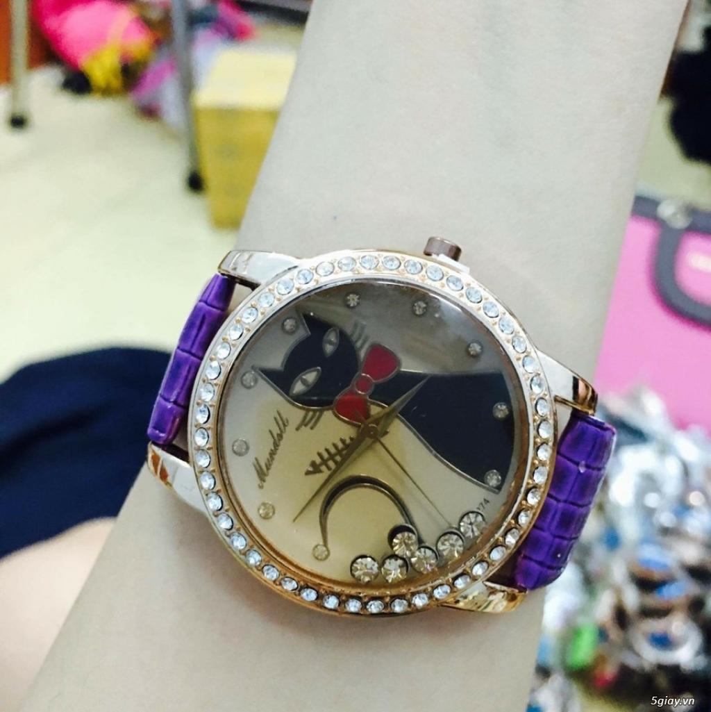 Zalo 0981662025. Đồng hồ  thời trang mới. giá sỉ 39k/cái. Có gần 200 kiểu . Web bansisaigon.com - 31