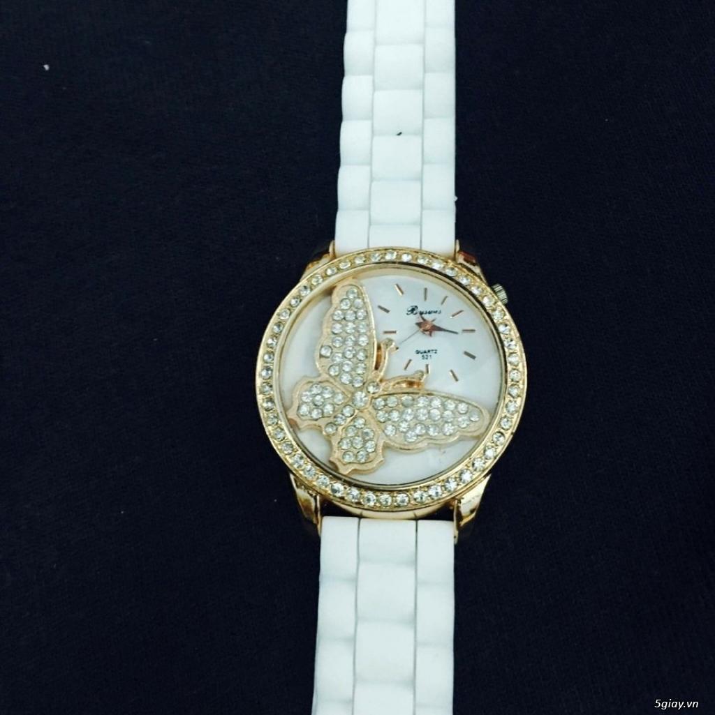 Zalo 0981662025. Đồng hồ  thời trang mới. giá sỉ 39k/cái. Có gần 200 kiểu . Web bansisaigon.com - 30