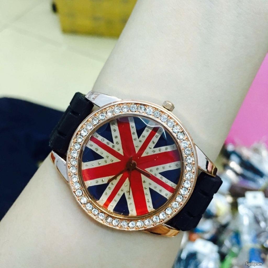 Zalo 0981662025. Đồng hồ  thời trang mới. giá sỉ 39k/cái. Có gần 200 kiểu . Web bansisaigon.com - 42