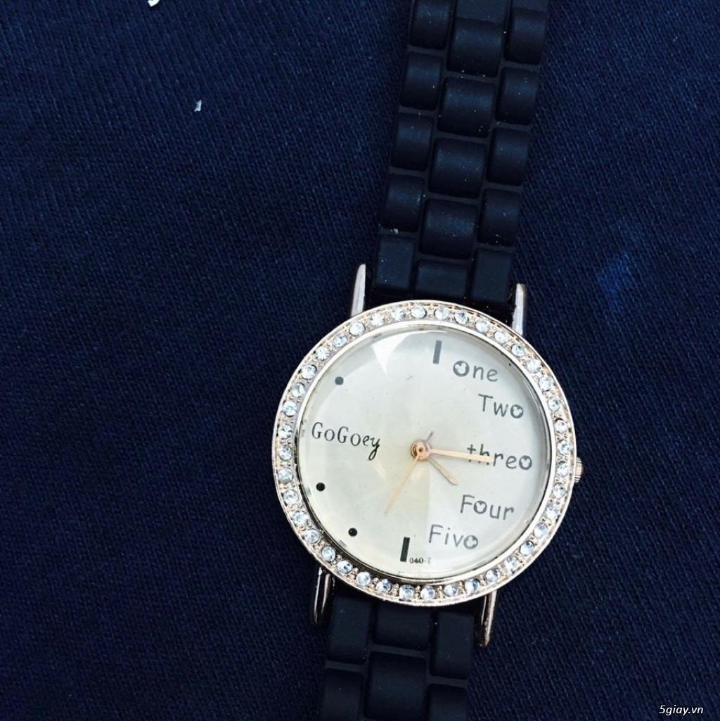 Zalo 0981662025. Đồng hồ  thời trang mới. giá sỉ 39k/cái. Có gần 200 kiểu . Web bansisaigon.com - 44