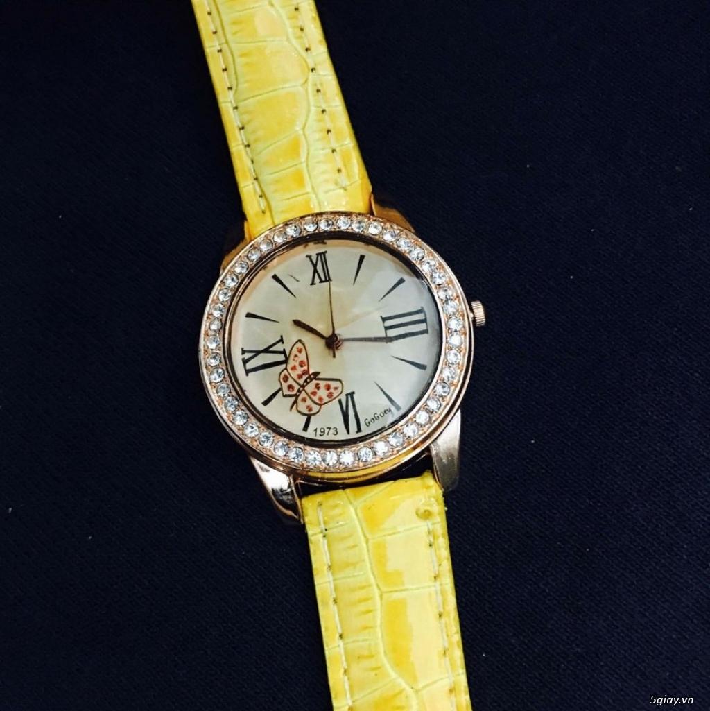 Zalo 0981662025. Đồng hồ  thời trang mới. giá sỉ 39k/cái. Có gần 200 kiểu . Web bansisaigon.com - 14