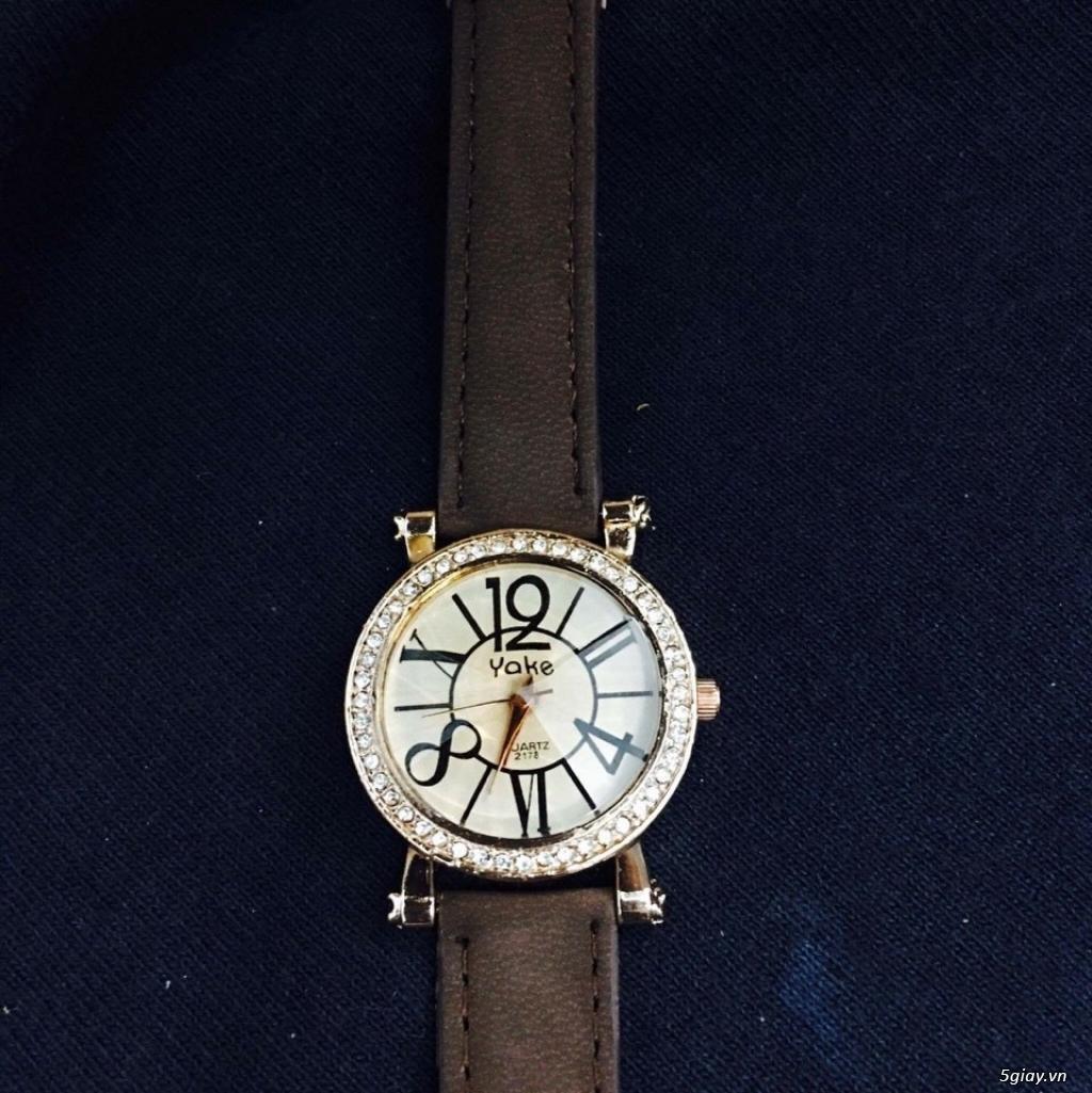 Zalo 0981662025. Đồng hồ  thời trang mới. giá sỉ 39k/cái. Có gần 200 kiểu . Web bansisaigon.com - 19
