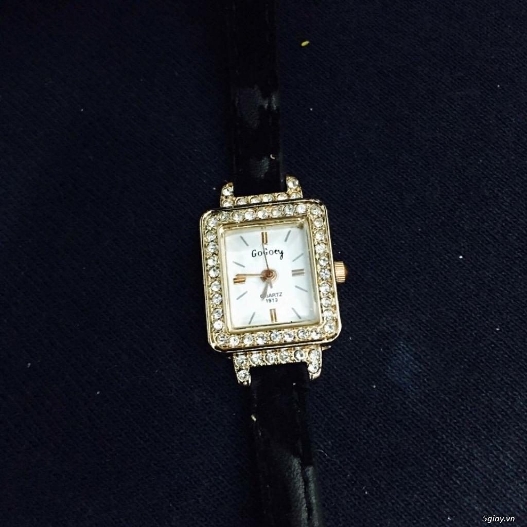 Zalo 0981662025. Đồng hồ  thời trang mới. giá sỉ 39k/cái. Có gần 200 kiểu . Web bansisaigon.com - 11