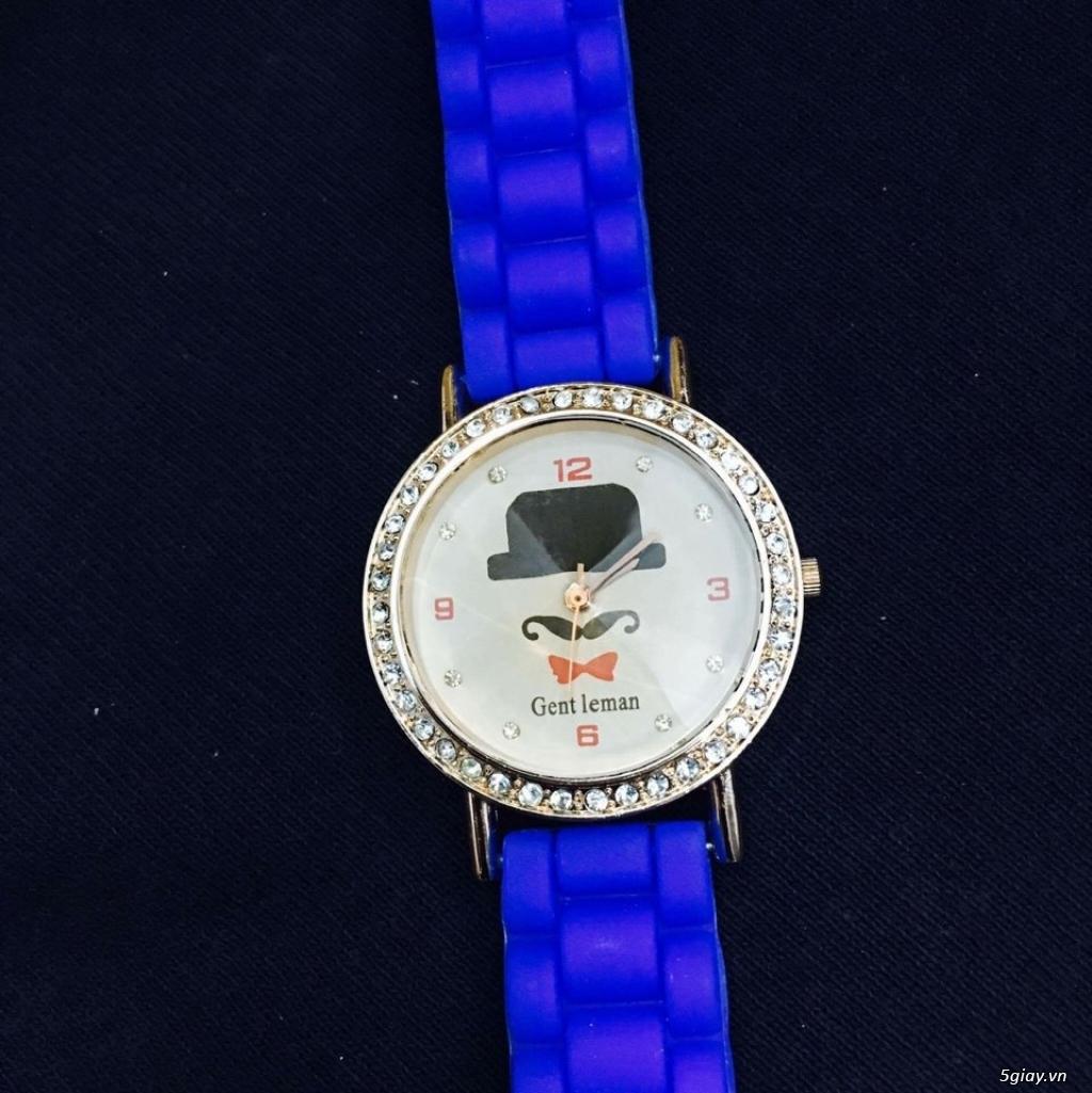 Zalo 0981662025. Đồng hồ  thời trang mới. giá sỉ 39k/cái. Có gần 200 kiểu . Web bansisaigon.com - 17