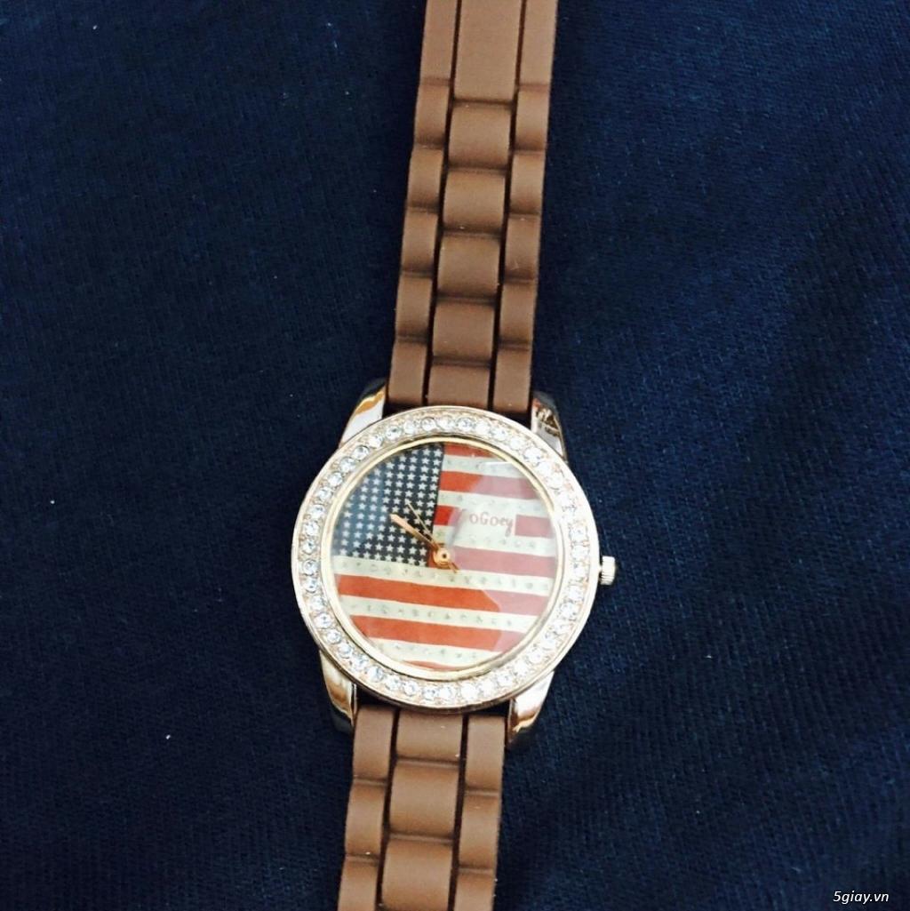 Zalo 0981662025. Đồng hồ  thời trang mới. giá sỉ 39k/cái. Có gần 200 kiểu . Web bansisaigon.com - 22