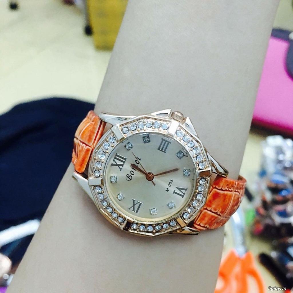 Zalo 0981662025. Đồng hồ  thời trang mới. giá sỉ 39k/cái. Có gần 200 kiểu . Web bansisaigon.com - 6