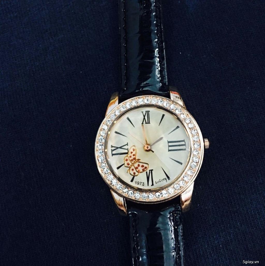 Zalo 0981662025. Đồng hồ  thời trang mới. giá sỉ 39k/cái. Có gần 200 kiểu . Web bansisaigon.com - 29