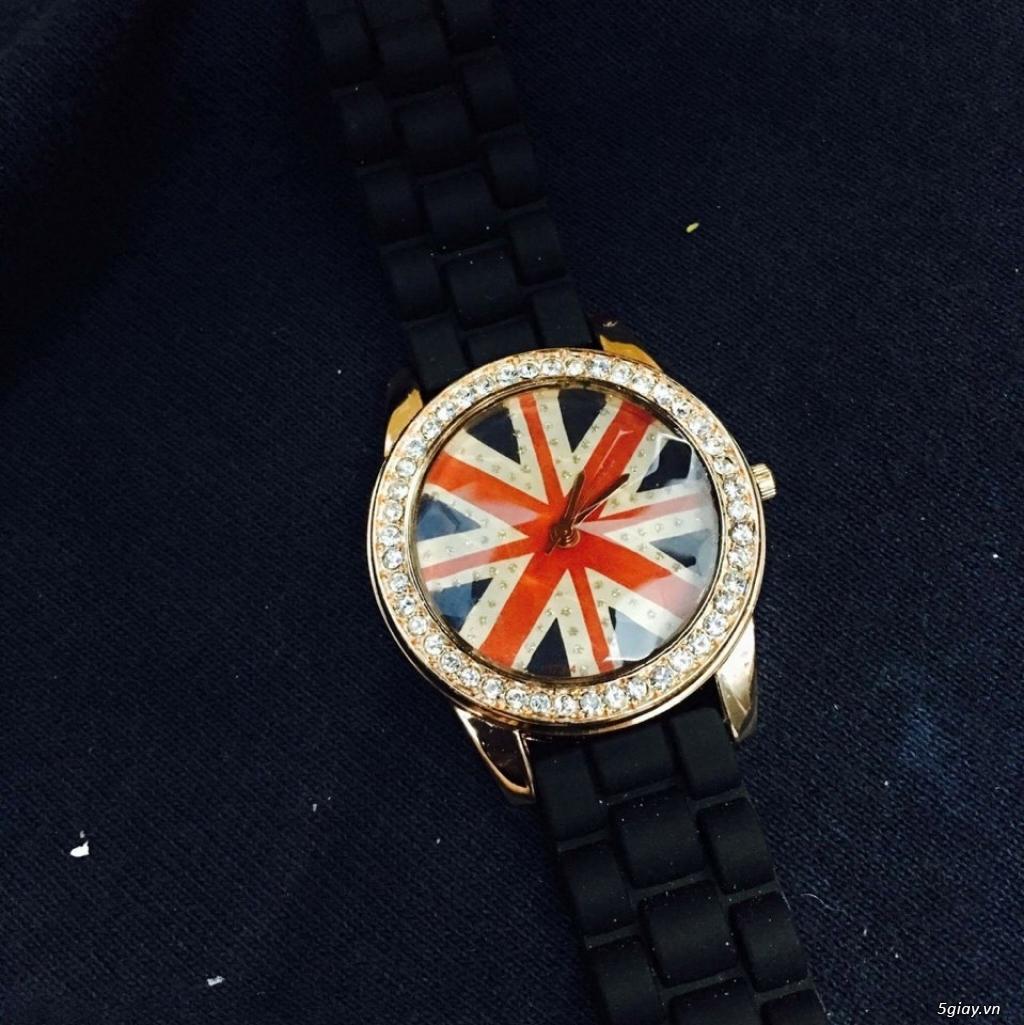 Zalo 0981662025. Đồng hồ  thời trang mới. giá sỉ 39k/cái. Có gần 200 kiểu . Web bansisaigon.com - 15