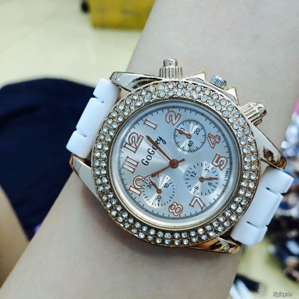 Zalo 0981662025. Đồng hồ  thời trang mới. giá sỉ 39k/cái. Có gần 200 kiểu . Web bansisaigon.com - 37