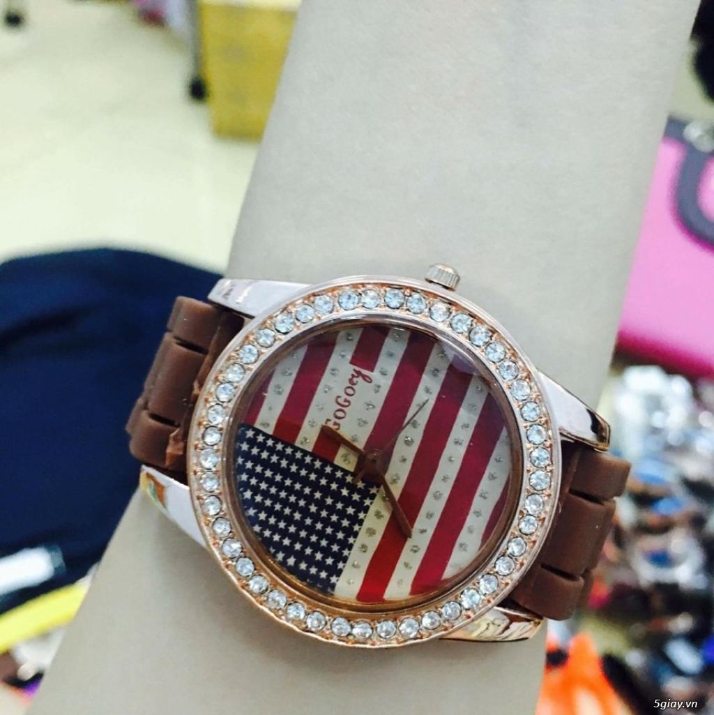 Zalo 0981662025. Đồng hồ  thời trang mới. giá sỉ 39k/cái. Có gần 200 kiểu . Web bansisaigon.com - 4