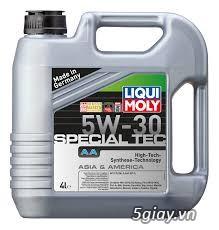 Fast Oil - Thanh lý nhớt oto LIQUI MOLLY 5W30