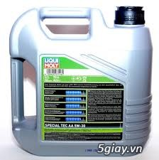 Fast Oil - Thanh lý nhớt oto LIQUI MOLLY 5W30 - 1