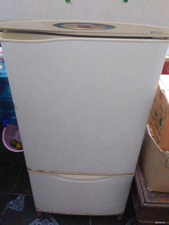 Bán tủ lạnh Toshiba 350L mới 70% hàng nhập thái - 2