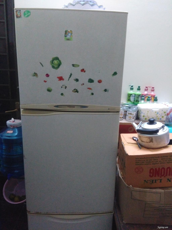 Bán tủ lạnh Toshiba 350L mới 70% hàng nhập thái