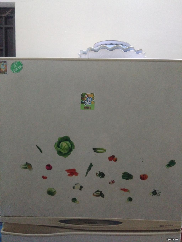 Bán tủ lạnh Toshiba 350L mới 70% hàng nhập thái - 1
