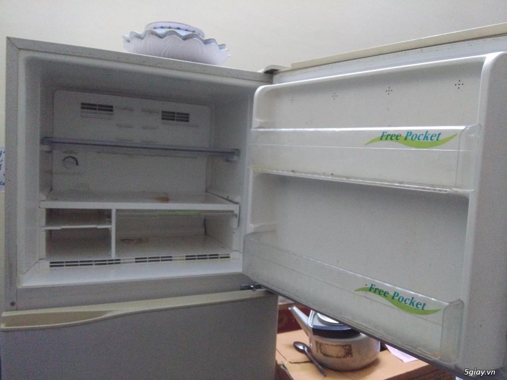 Bán tủ lạnh Toshiba 350L mới 70% hàng nhập thái - 3