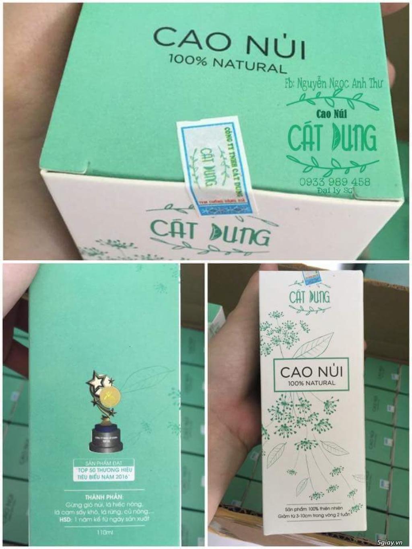 Cao Núi Cát Dung - lấy lại vòng eo cho mẹ bỉm sữa - 1