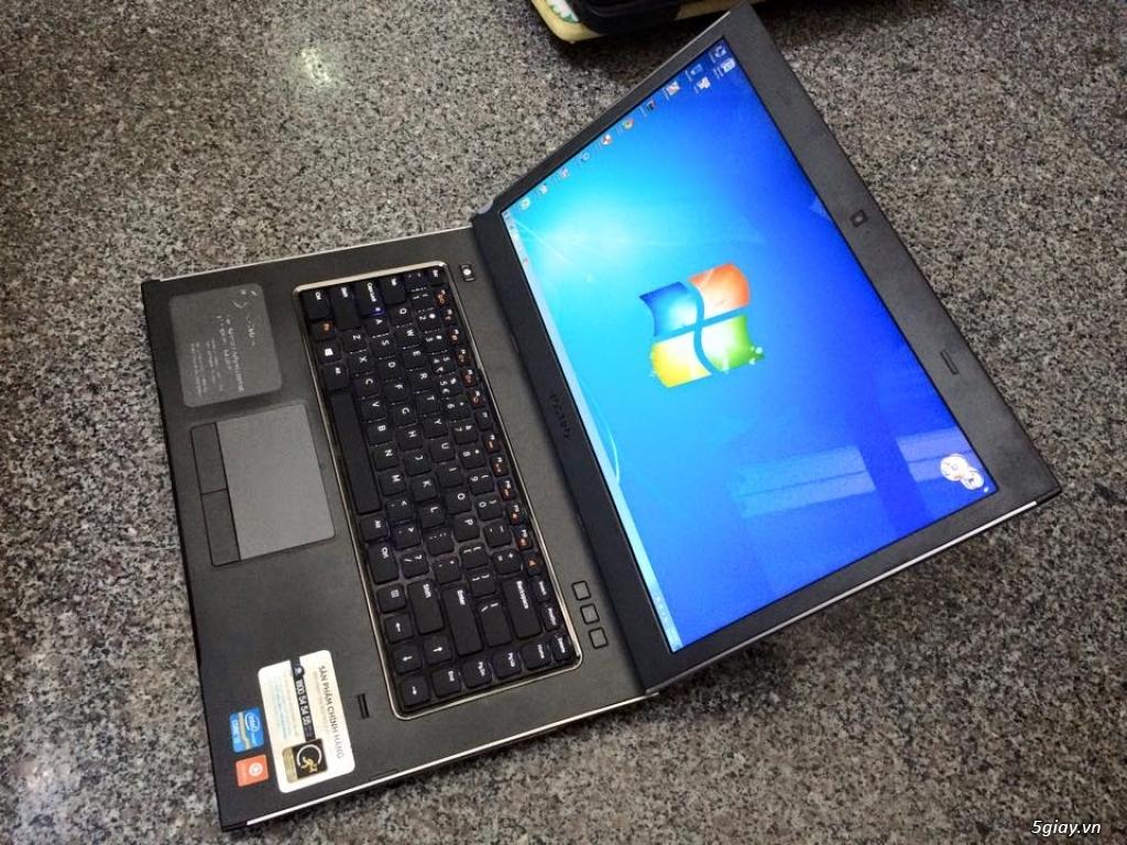 dell 3560 core i5 3230m, 2VGA, HDD 750G, có đèn bàn phím