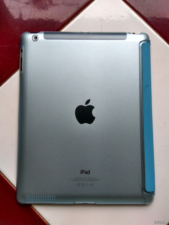 Ipad 4 16G màu trắng bản 4G - 8